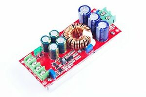 Knacro Dc dc 1200w 20a Dc Converter Boost Step up Power Supply Module In