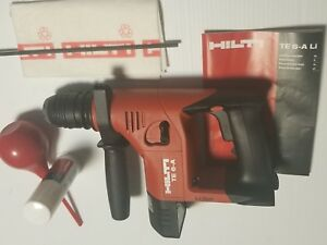 Hilti Te 6 a Li ion Cordless Rotary Hammer Drill Tool Only Brand New