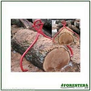 Tree Log Skidding Tong 28 Long Open 4 5 To 23 High Carbon Steel