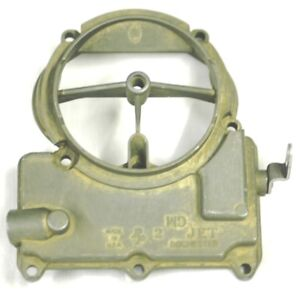 Pontiac Tri Power Outer Rochester Carburetor Air Horn