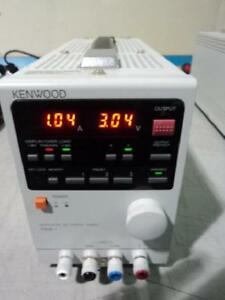 Kenwood Pw36 1 Regulated Dc Power Supply T9523