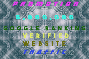 5 Million Targeted Website Hits month Lifetime Ad results Guaranteed