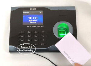 U160 Wifi 13 56mhz Ic Mifare Card Time Recorder And Fingerprint Time Attendance