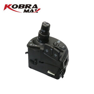 Radio Wipers Steering Column Combination Switch For Renault