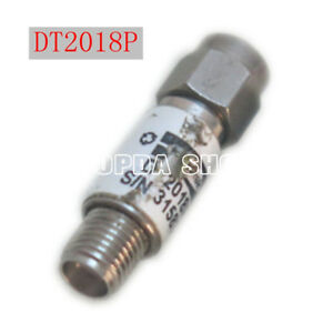 1pc Herotek Dt2018p 2 18ghz Sma Rf Coaxial Tunnel Diode Detector zh