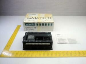 Siemens Simatic Ti315 Central Processing Unit T14006