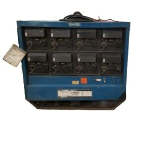 Miller Mark Viii 2 8 pack Multiple Operator Dc Arc Welding Machine W Remotes