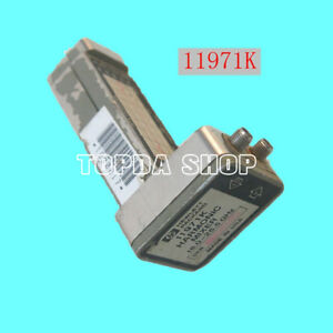 1pc Hp 11971k 18 0 26 5ghz Rf Microwave Waveguide Mixer zh