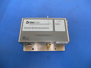 Met One 2084125 01 Lws47 Remote Particle Counter 0 3 0 5 Micron