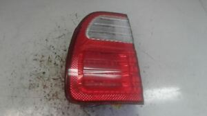 98 02 Lexus Lx470 Passenger Tail Light Tailgate Mounted 383159
