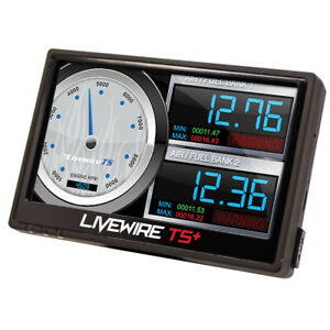 Sct Livewire Touchscreen Tuner For 96 17 Ford Cars Trucks Gas