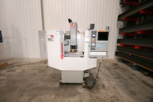 12982 Haas Mini Mill Cnc Vertical Machining Center 2002
