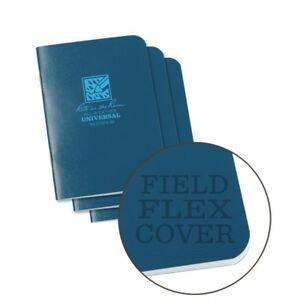 Rite In The Rain 271fx m All weather Universal Stapled Notebooks Blue