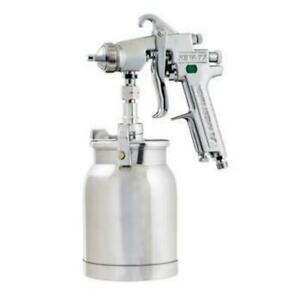 Anest Iwata General Purpose Paint Spray Suction Gun Pot New 77 1 5mm