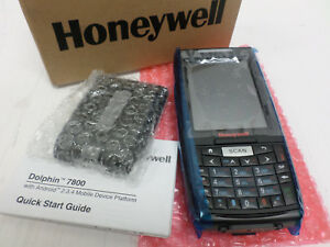 Honeywell Dolphin 7800 Android Bluetooth Wifi Mobile Computer 7800l0n 0c243xe