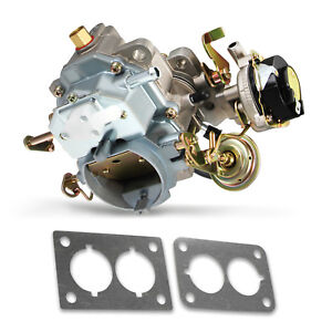 New Carburetor 2 Barrel Bbd Carter Type Amc Jeep Wagoneer Cj5 Cj7 258 4 2l 159
