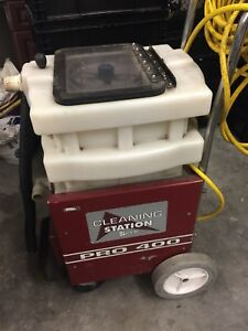 Cfr Pro 400 Station Carpet Extractor