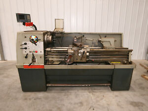 10802 Clausing Colchester 15 X 50 Lathe 2 1 8 Spindle Bore