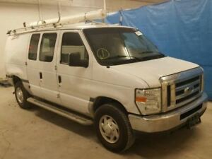 03 16 Ford E350 Van Console Front Floor Outer Section 1567891