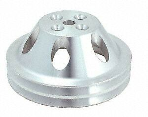 Water Pump Pulley For Short Small Block Chevrolet 1955 To 1968 Aluminum 4379
