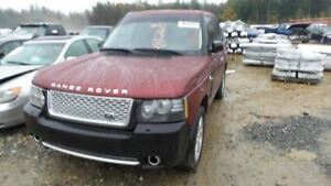 Driver Front Seat Leather Electric With Memory Fits 03 06 Range Rover 384166