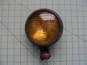 Vintage Auto Truck Guide Fog Light