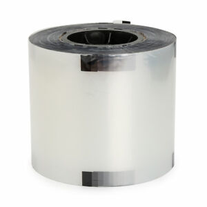 Clear Cup Seal Film Roll 1900 Cups 95mm For Cup Seal Ring Machine Bubble Milk Te