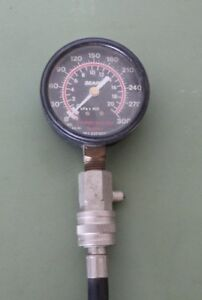 Sears Gas Engine Compression Tester 0 300 Psi Lt1 Ls1 Made In Usa