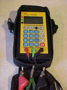 3m Dynatel 946dsp Subscriber Loop Tester W Leads Case New Batteries Free Ship