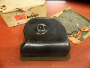 1968 Ford Rear Window Defroster Blower Motor Autolite Test Good