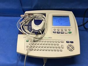Welch Allyn Cp200 Ecg With Interpretation Patient Cable And Leads Cp2a