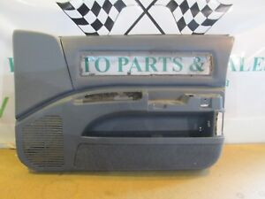 92 93 94 1994 1995 1996 Impala Ss Caprice Blue Passenger Door Panel Rh Leather