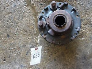 John Deere Mc Crawler Tractor Differential Retainer Part M812t Tag 066