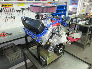 Fitech Efi Sbf Ford Stroker Turn Key 302ci 347 Engine 480hp Complete Engine