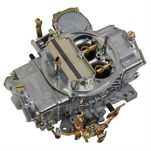 Holley 0 3310s 750 Cfm Carburetor Manual Choke Vacuum Secondaries
