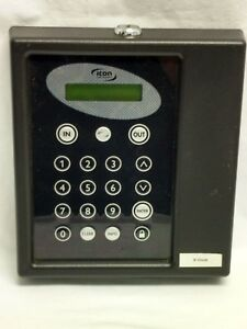 Icon Time Systems Time Calculator Employee Time Clock D06243 7116