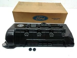 New Oem 1995 1997 Ford Lincoln Continental Left Side Valve Cover F5ly6582b