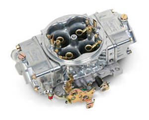 Holley 0 82951 950 Cfm Street Hp Carburetor Mechanical Secondary