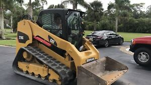 2010 Caterpillar 279c Cat Skid Steer Loader Cat 279c