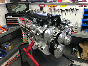 Chevy Ls7 427ci 750hp Crate Engine