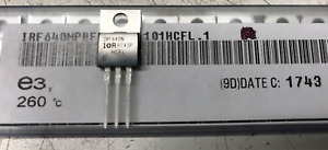 Irf640n Irf640 Npn Transistor Power Mosfet Qty 50 Dc 1743 Usa Seller