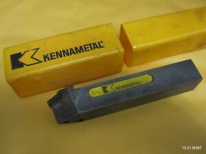 One 1 Kennametal Dtenns 163 Nk1 Carbide Insert Lathe Cnc Tool Holder