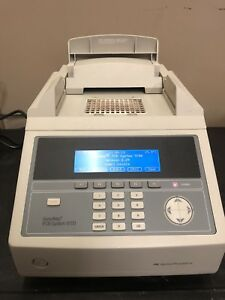 Applied Biosystems 9700 Pcr Nice Condition Id 300246