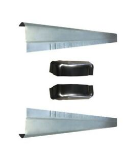 Chevy Silverado Extended Cab Outer Rocker Panels And Cab Corners Gmc Sierra