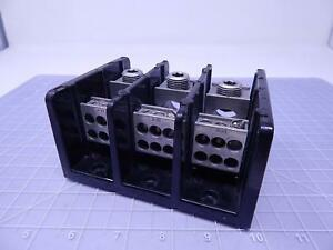 Marathon 1433553 Panel Mount Barrier Terminal Block T114539