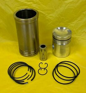 Piston Liner Kit Caterpillar Cat D315 D318 Engines 8h2000 8h7233 D4 D6 955 977