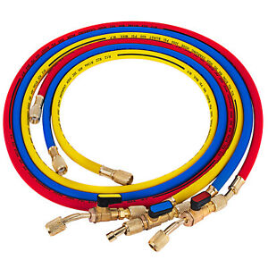 29985 1 4 Ball Valve 60 Charging Hoses 3 pack