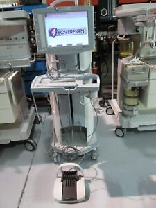 Amo Sovereign White Star Phaco Machine