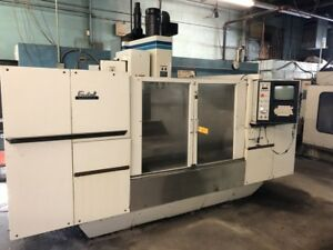 1995 Fadal Vmc6030 Cnc Vertical Milling Machine