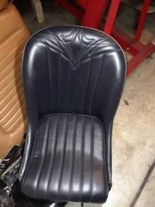 Hot Rod Bomber Seats